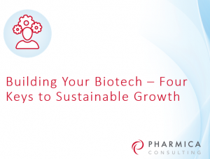 Building Your Biotech – Four Keys to Sustainable Growth Image new design