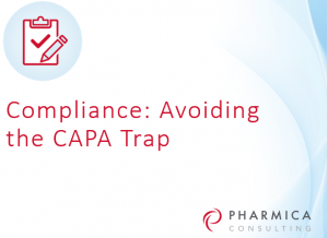 Compliance Avoiding the CAPA Trap new design