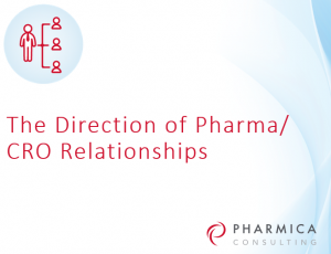 Direction of Pharma-CRO Relationships new design